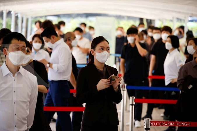 South Korea announces vaccination plan for 18-49 year olds
