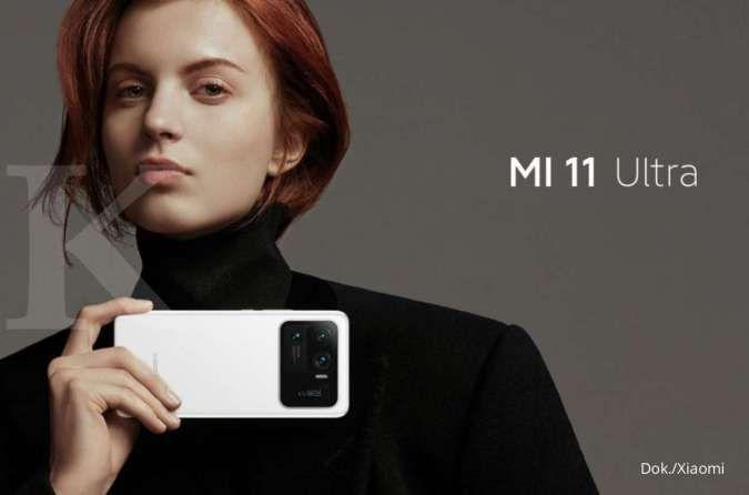 Harga Xiaomi Mi 11 Ultra resmi dibanderol Rp 17 jutaan, mari intip spesifikasinya