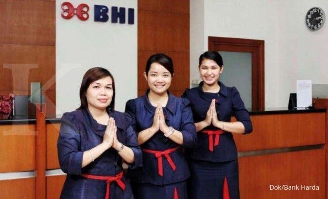 Bank Harda (BBHI) akan menggelar rights issue untuk memperkuat permodalan