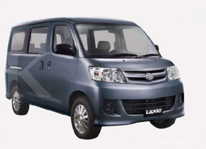 Harga mobil bekas Daihatsu Luxio