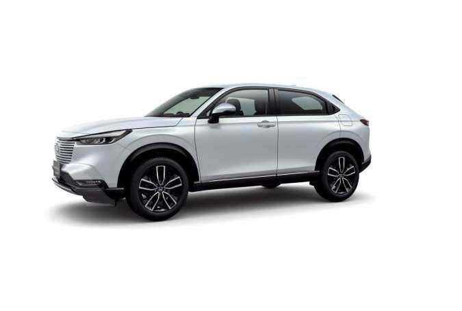 Mobil Honda HR-V 2021