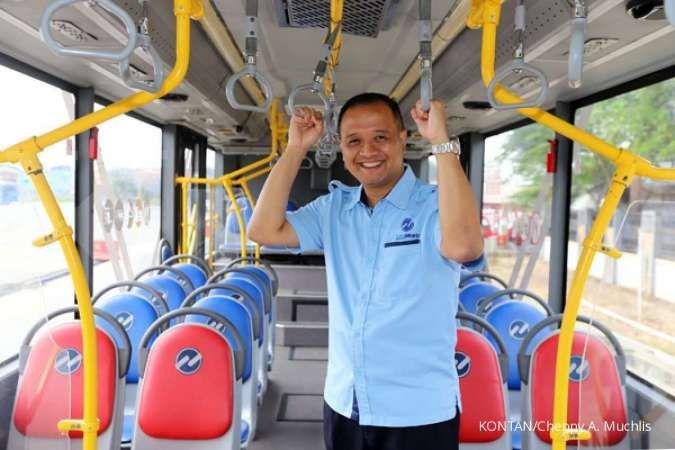 Transportasi publik butuh kolaborasi