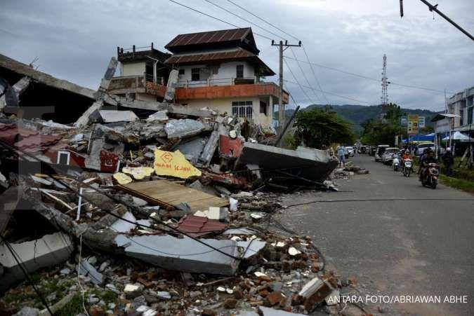 BNPB: Sebanyak 84 orang meninggal akibat gempa M6,2 di Sulawesi Barat