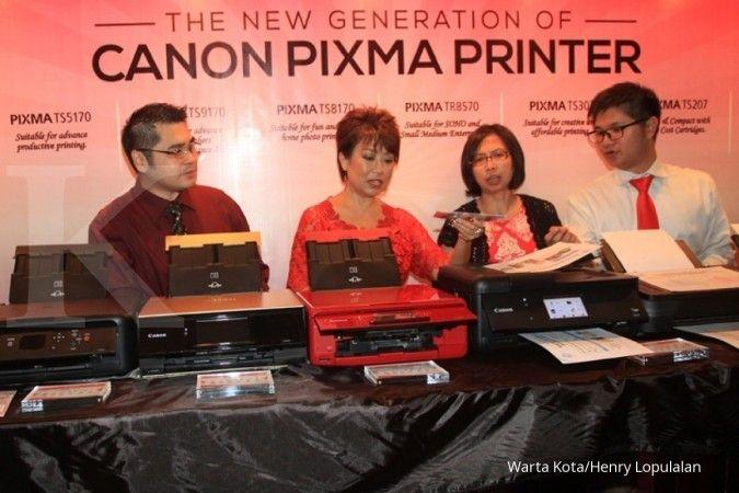 Datascrip luncurkan printer multifungsi PIXMA Ink Efficient E4270