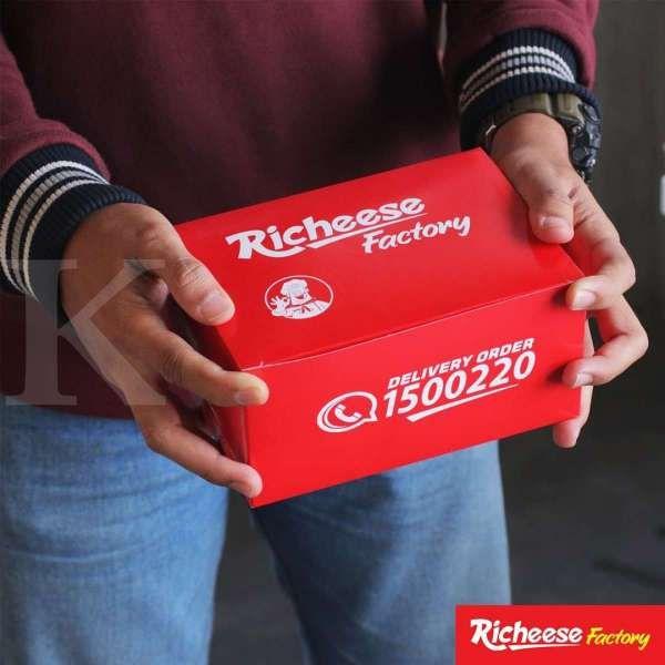 Paket Nikmat dari Richeese Factory hari ini, simak penawarannya