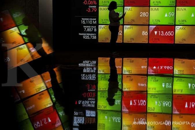 Simak proyeksi IHSG dan pilihan saham untuk Senin (27/9)