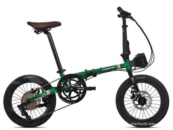 Ringkas dan tangguh, harga sepeda lipat Pacific Kodiak E dibanderol terjangkau