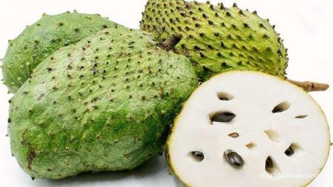 6 Manfaat buah sirsak untuk kesehatan bila dikonsumsi secara rutin