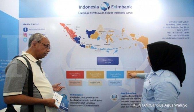 Angka kredit macet Eximbank meningkat, ini kata OJK