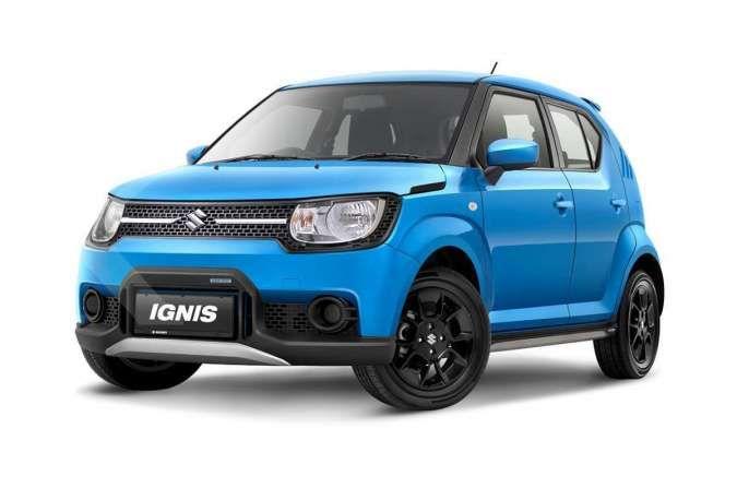 Mobil bekas Suzuki Ignis turun harga, paling murah Rp 90 jutaan per April 2021