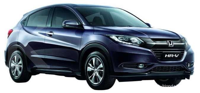 Cek harga mobil bekas Honda HR-V per Mei 2021, di bawah Rp 200 juta saja