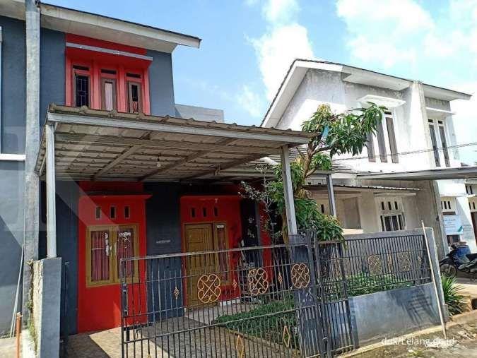 Hanya Rp 100-an juta, lelang rumah sitaan bank 2020 di Kota Depok, luas 84 m2