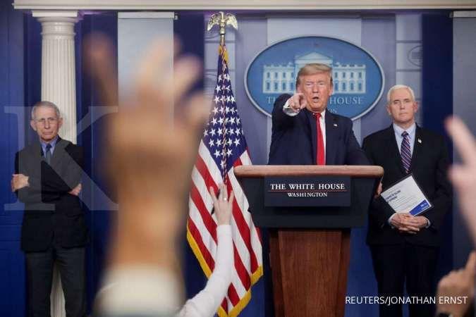 Lawan wabah corona, Trump memerintahkan General Motors untuk membuat ventilator