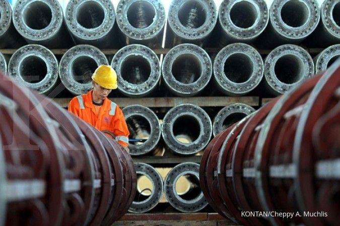 Tahun 2021, Waskita Beton (WSBP) targetkan utilisasi pabrik naik jadi 58,34%