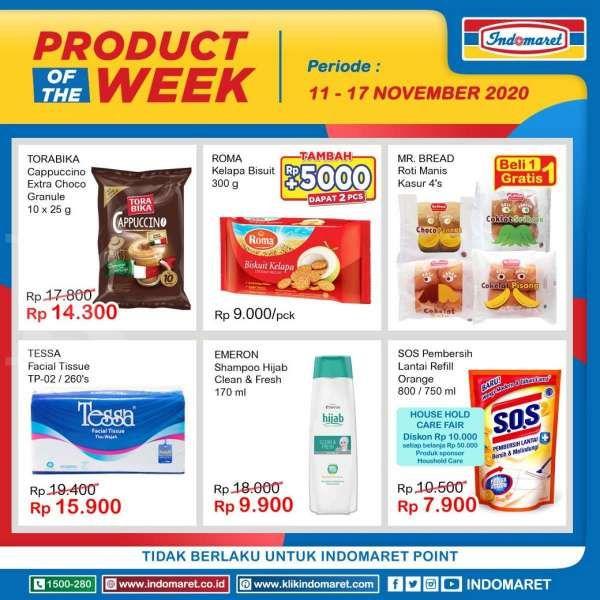 Promo Indomaret Weekday Hari Ini 16 November 2020