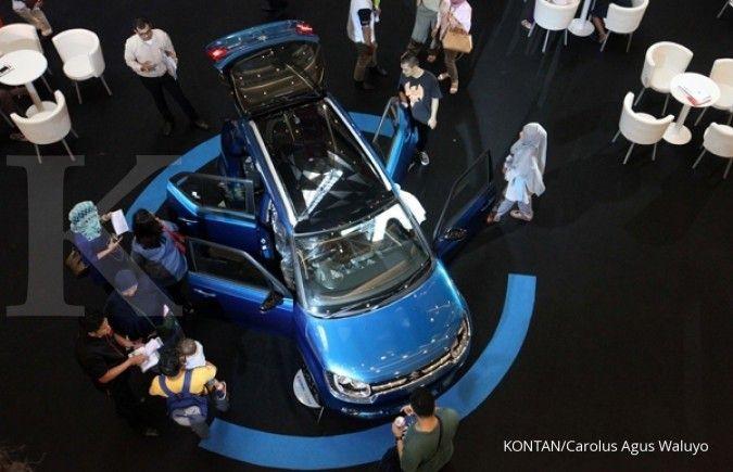 Suzuki akui sedang menyiapkan Ignis facelift