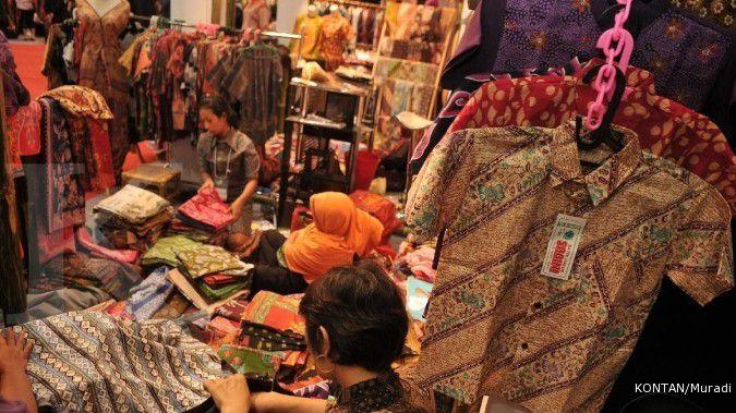 Ekspor batik Indonesia mampu tembus US$ 21,5 juta
