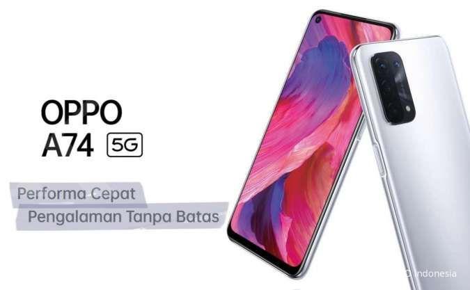 Kesiapan Konektivitas 5G di Perangkat OPPO Reno 5 5G dan OPPO A74 5G