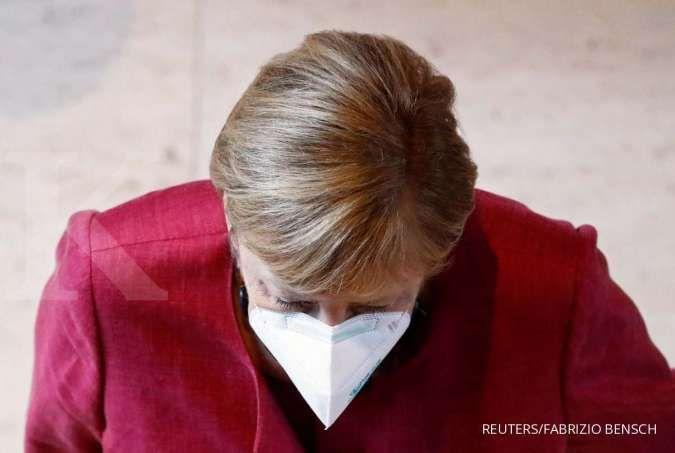 Korban banjir Eropa melonjak menjadi 188, Angela Merkel: Ini mengerikan