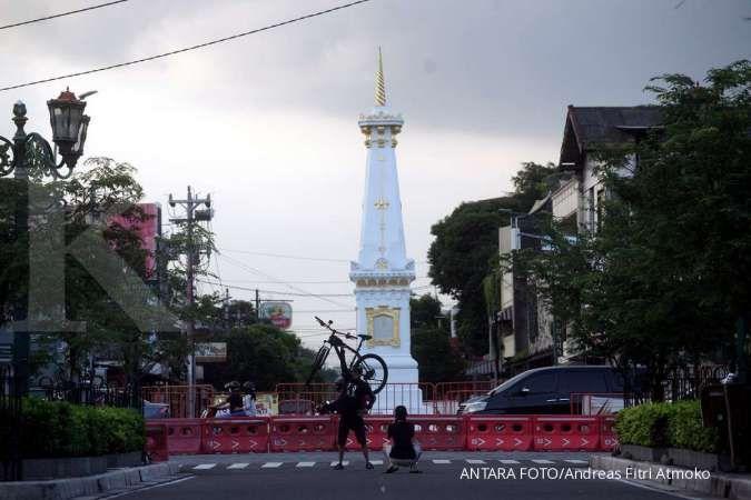 Cuaca hari ini di Jawa dan Bali: Yogyakarta berawan, Surabaya cerah