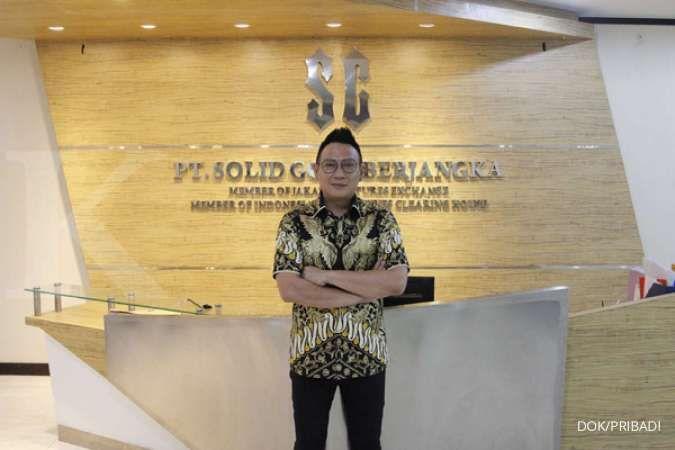 Direktur Solid Gold Berjangka ganti hobi saat pandemi melanda