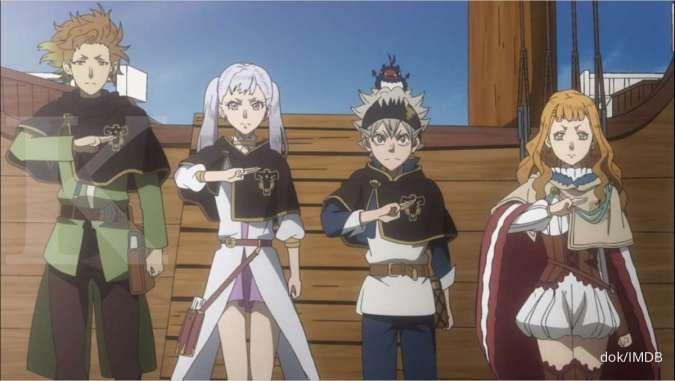 Anime Black Clover 133 tayang pekan depan, Pertempuran Asta di Yultim belum berakhir