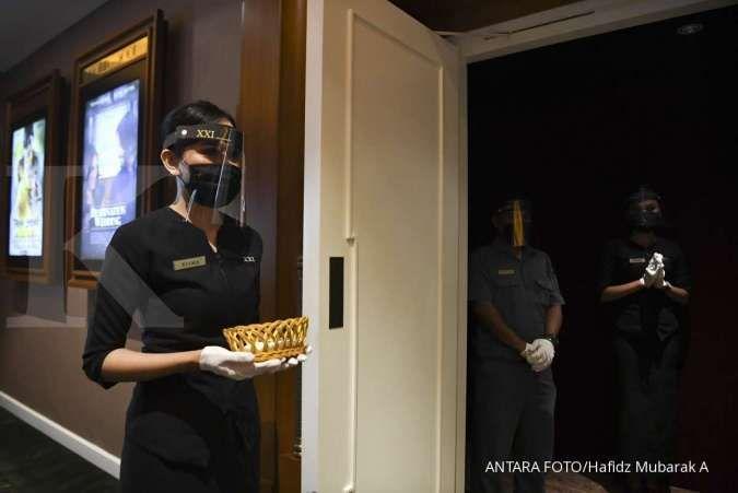 Bioskop di Jakarta boleh beroperasi pada PSBB transisi jilid II