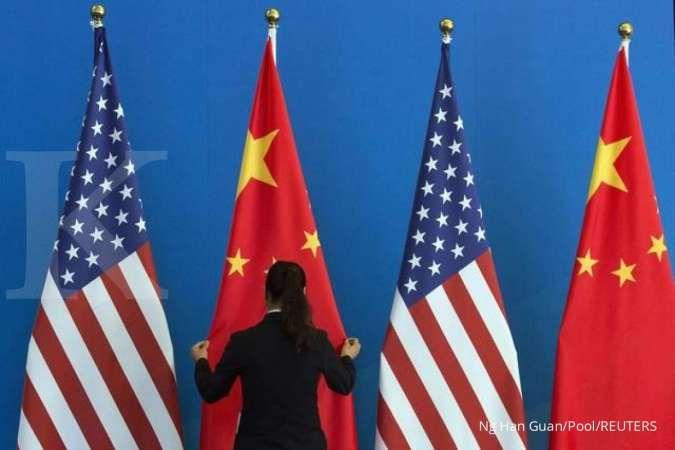 AS mulai melarang impor komponen panel surya dari perusahaan China