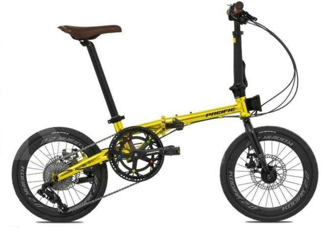 Hanya Rp 3 jutaan, intip harga sepeda lipat Pacific Kodiak 2 yang tampil kekinian