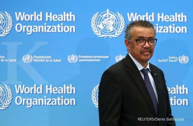 WHO: Pandemi corona adalah darurat kesehatan global terburuk yang pernah kami hadapi