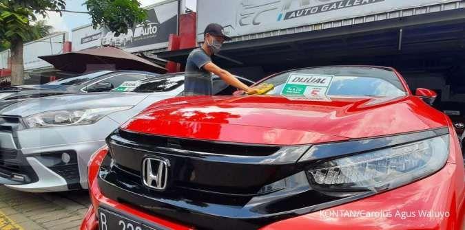 Simak daftar harga mobil bekas di bawah Rp 100 juta berjenis SUV per April 2021