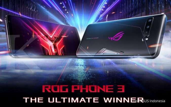 Spesifikasi dan harga HP ASUS ROG Phone 3