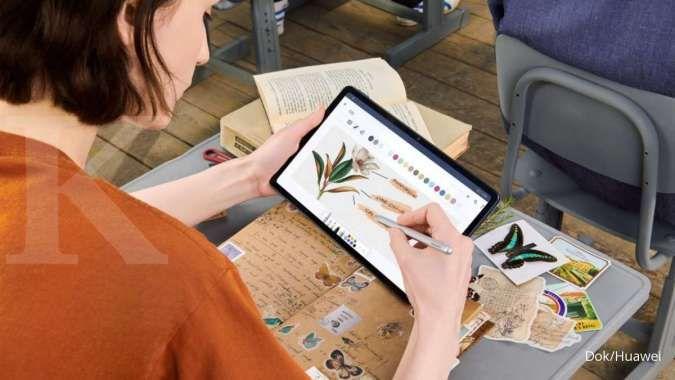 Hadir di Indonesia, Huawei MatePad dibanderol seharga Rp 4,29 juta