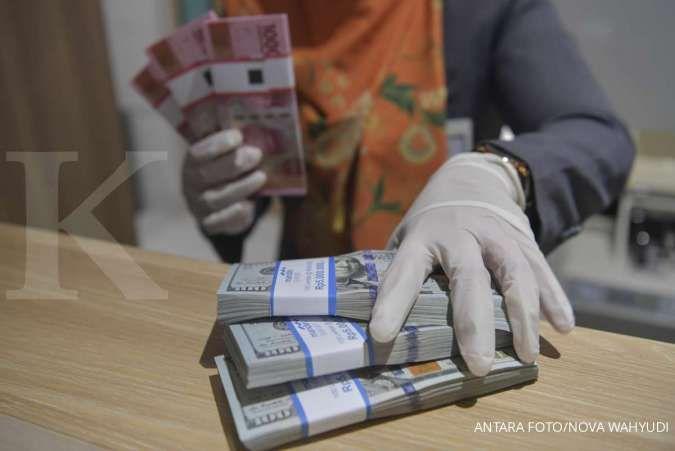 Kurs dollar rupiah di BNI, hari ini Senin 19 Oktober 2020