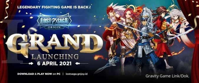 Lost Saga Origin segera Grand Launching 6 April, berikut cara daftar dan download