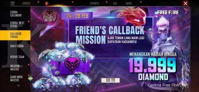 Event Callback Project Cobra