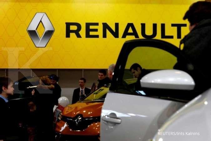 Renault potong dividen, serta menurunkan target laba tahun 2020