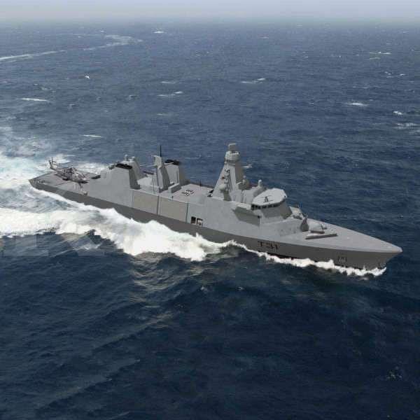 Indonesia beli dua kapal frigat Arrowhead 140 dari Inggris, tapi dirakit di PT PAL