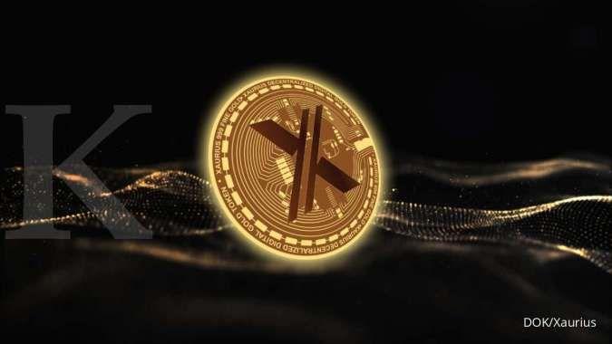 Xaurius luncurkan token kripto berbasis emas