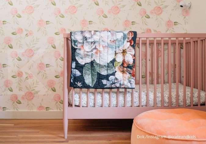 Ide Dekorasi Kamar Bayi, Imut dan Menyenangkan