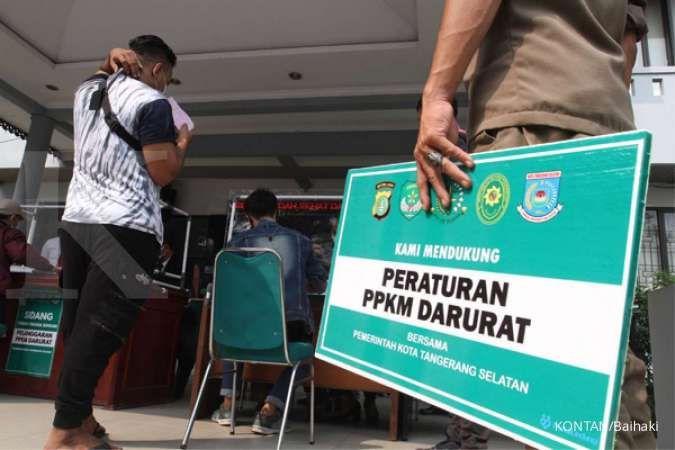 Berlaku hingga 25 Juli, cek daerah kelompok PPKM level 3 dan 4 di Jawa Bali