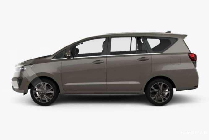 Hari terakhir daftar lelang mobil dinas BPJS, Toyota Innova tahun 2009 Rp 100-an juta