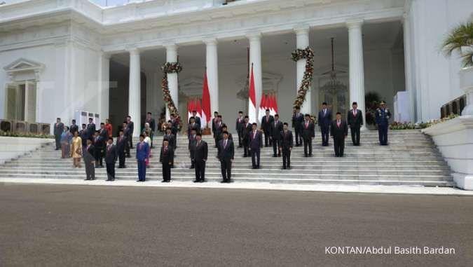 Menkumham dan Jaksa Agung diisi parpol, Jokowi dinilai tak serius penegakan hukum