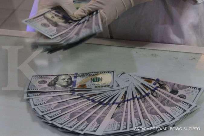 Kurs dollar-rupiah di Bank Mandiri, hari ini Rabu 21 Oktober 2020