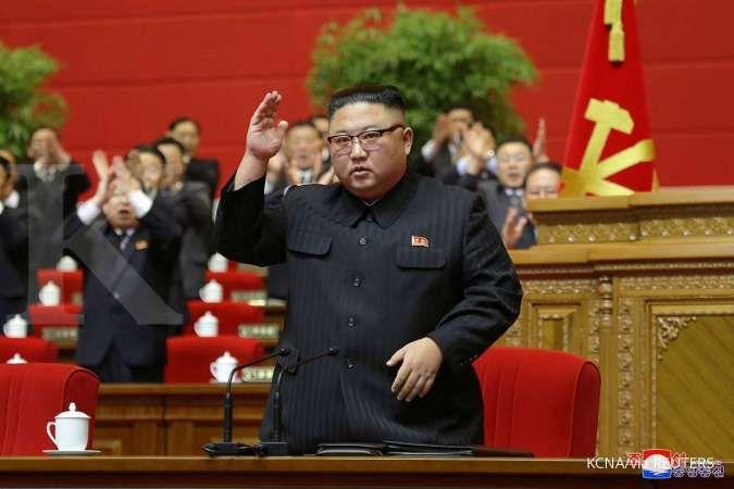 Kim Jong Un: Korea Utara siap berdialog dan berkonfrontasi dengan AS