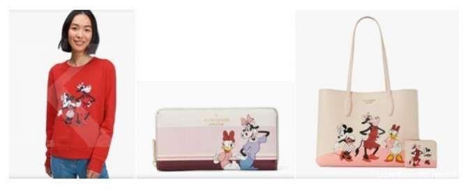 Kate Spade New York berkolaborasi dengan Disney sambut imlek