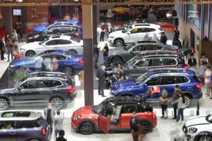 Daihatsu prediksi penjualan mobil nasional 2021 dapat menembus angka 850.000 unit