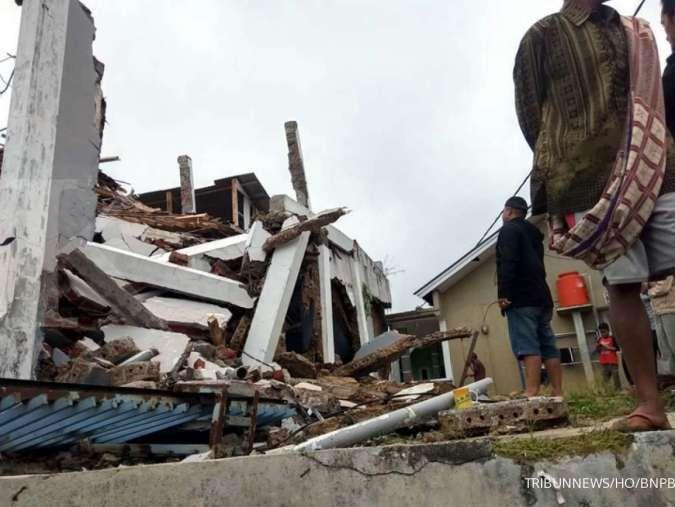 Indonesia langganan gempa, berikut langkah antisipasi untuk menghadapinya