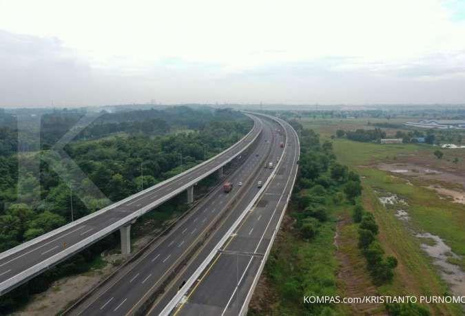 Jalan tol Jakarta-Cikampek II (elevated) resmi menjadi jalan layang Mohamed Bin Zayed