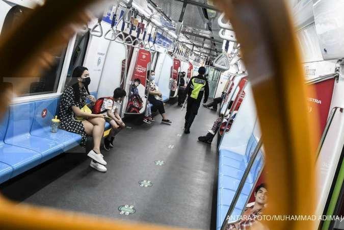 Selama Idul Fitri, MRT Jakarta tetap beroperasi, berikut jadwalnya